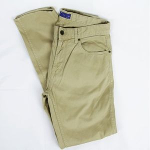 Zara Man ZMDC Goods Khaki Slim Pants